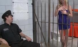 Allison Kilgore Slut Fucked In Jail