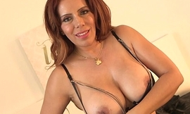 Screwing my shoes - nicky ferrari inflate mexican milf
