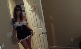 Dadcrush - hawt teen seduces with the addition of bonks step-dad