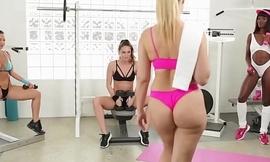 Tori Black Ana Foxxx Annika Albrite Jenna Sativa & Abigail Mac - HOT!