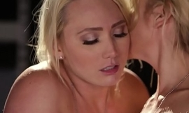 Blonde ginger beer soldiers caught on - AJ Applegate, Alexis Fawx