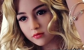 Yourdoll Fuck Blonde ebony sexy beauty