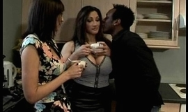 Beamy titted cathy barry near join up screwed wide of omar