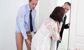 Mom, I want to beg you my wife- WTF