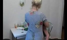 Blonde Mom Free Mature Russian Porn Video
