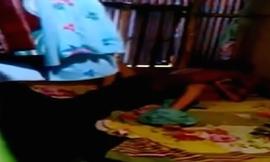 Nepali bhabhi cheating while her husband is gone to work