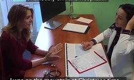 Nurse added to doctor fucks injured indulge