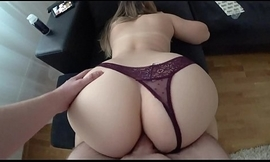 My First A bit of butt on XVideos, a2m