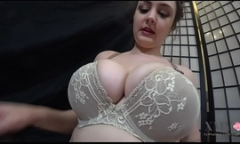 Victoria Milk- Take charge Lactating Get hitched Gets Her Milk Drained
