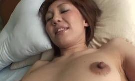Amateur&nbsp_Mao Hosaka receives fucked close to POV freshen