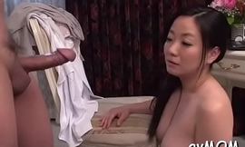 Concupiscent slut deperately needs a obese cock to swell up and get fingered