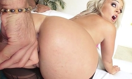 Kenzie Green Ass Play and Pussy Fuck