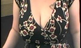 Krista Lactating 34J Huge Boobs