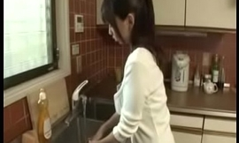 Wifes Sister Groped and Fucked In Kitchen