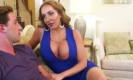 MILF Richelle Ryan needs young cock! Naughty America
