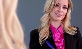 Lesbian Job Cement - Charlotte Stokely added to Elsa Jean