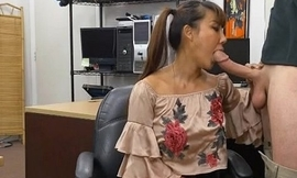 Eat up greedily Tailed Oriental Beauty Brittany Rain Blowjob In Pawn Impart