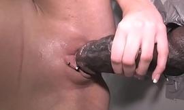 Kaylee Hilton Plays Pleases A Big Black Cock At Gloryhole