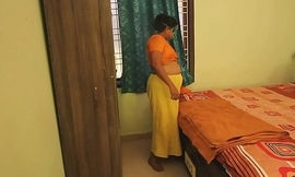 New Indian Bhabhi Ready To Acquire Fuck In Bedroom