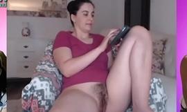 Mom hairy pussy spy cam