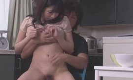 Mari Ariyasu smashing risk on cam with her hubby