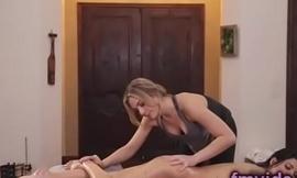 Blair Williams pussy massage
