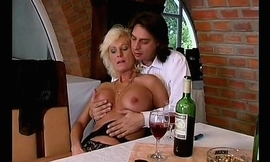 Crazy aged mom acquires fast fucked