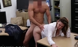 XXX PAWN - Some Guy'_s Wife Fucks A Stranger For $900 In A Dank Back Room