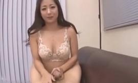 Big soul Asian Pornstar Satomi Suzuki uncensored awesome titjobs