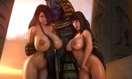 Fapzone // Farah &_ Osira (Legend of Queen Opala)