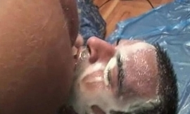 HOT HOT - Facial Gay Cum