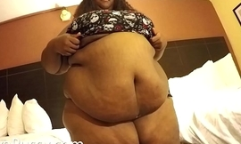 Big TITTY ebony bbw with FAT ass sits Pussy on his FACE - DIVAPUSSY