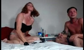 sexy girl deepthroating and arse fuck