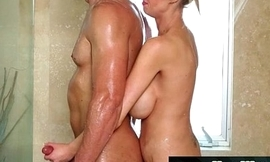 Horny Client Receive Nuru Massage And More on Germane to Matress 07