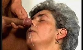 Grannies attractiveness milk