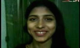Indian girl friend with  her boyfriend
