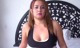 OPERACION LIMPIEZA - Oily hardcore POV fuck with Latina maid Angela Rodriguez