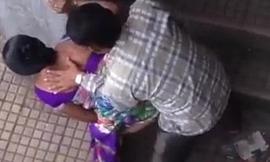 indian couple caught surpassing camera!!!!