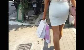 Tight Skirt Voyeur 8