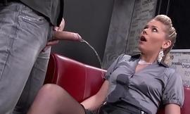 Fetish slut cum and piss