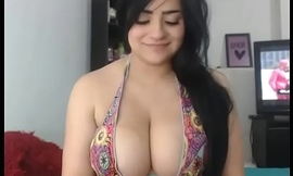 Beautiful busty Latina girl free cam porn