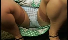 ZiPorn Z &quot_UPSKIRT&quot_ XVideos Zoe Nylons Panties