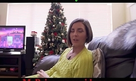 Spending Christmas With My Friends Hot Mom