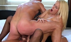 Small amateur Bitch get boinked heavy in cunt deep after giving  nasty mouth