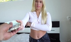 At arm's length Casting X - Fake interview bouncy-ass fuck Layla Love
