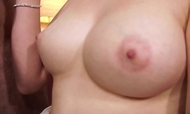 Fakeshooting Busty looking blonde babe cheated on fake casting coupled with take it bad