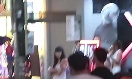 Thailand Coition Tourist Meets Hooker!