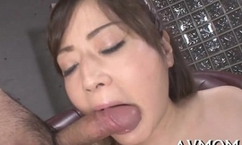 Young slut acquires will not hear of pussy caressed