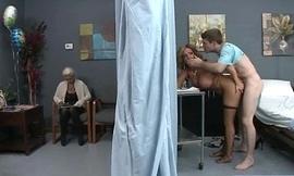 Nasty Patient (richelle ryan) Get Hardcore Sex Treat From Doctor movie-22