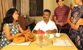 Indian Maid Enjoying with her Suitor